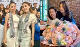 Showbiz Việt không thiếu người đẹp mặt xinh dáng chuẩn, nhưng gặp Kỳ Duyên thì mất sóng ngay