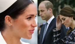 Meghan 'vui mừng' khi hay tin Hoàng tử William ngoại tình nhưng cách giải quyết của Công nương Kate mới đáng quan tâm