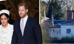 Vợ chồng Công nương Meghan chính thức rời điện Kensington, dọn tới nhà mới ở Windsor