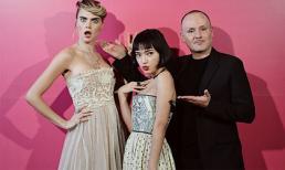 Châu Bùi hội ngộ dàn sao quốc tế tại sự kiện của Dior ở Hàn Quốc