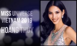 Hoàng Thùy gây ấn tượng với khán giả quốc tế tại Miss Universe 2019