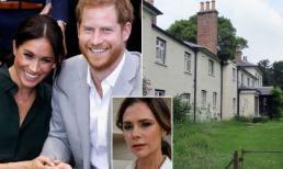Biết lấy lòng như bà xã David Beckham: Sẵn sàng giúp vợ chồng Công nương Meghan trang trí dinh thự mới