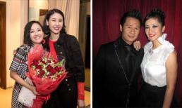 Bằng Kiều, Hà Kiều Anh động viên Hồng Nhung khi chồng cũ nữ ca sĩ đi lấy vợ mới