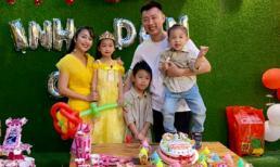 Sinh nhật 6 tuổi hoành tráng của con gái vợ chồng Ốc Thanh Vân