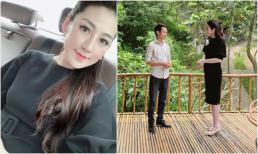 Khoe khéo việc tái xuất làm MC, Á hậu Tú Anh được khen hết lời với nhan sắc 'gái một con'