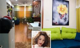 Diễn viên Thanh Tú 'cháo lòng' rao bán căn hộ xinh xắn ở Hà Nội