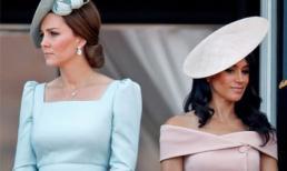 Meghan luôn khao khát sự nổi tiếng, thích 'chơi ngông' nhưng sẽ không thể sánh bằng chị dâu Kate vì những  lý do này