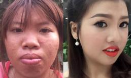'Thị Nở tái sinh' và 7 ca biến hóa thành hot girl, hot boy gây sốc