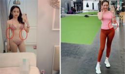 Thúy Vi quảng cáo nhờ thuốc giảm cân nên tự tin mặc bikini, dân mạng vào 'bóc phốt'