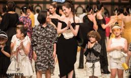 Với show diễn thứ 16, IVY moda đã truyền cảm hứng tích cực đến giới mộ điệu