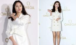 Sự kiện quy tụ dàn sao khủng của Kbiz: Krystal mất điểm vì tăng cân; Sooyoung khoe đôi chân nuột nà