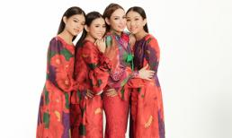 Phi Nhung tung bộ ảnh trẻ trung không tuổi cùng các con gái nuôi trong ngày sinh nhật