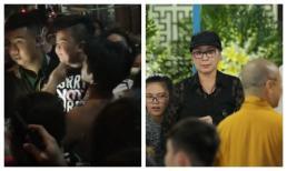 Lại chuyện buồn đám tang nghệ sĩ Anh Vũ: Ku Tin bị người dân ôm nựng, NSƯT Kim Xuân tố nhiều người trà trộn xin tiền nghệ sĩ