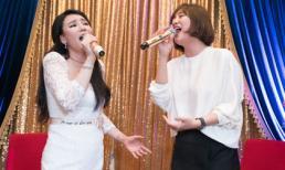 """Hồ Quỳnh Hương khiến fan 'sướng rơn' khi lần đầu song ca bản hit """"Anh"""" cùng Văn Mai Hương"""