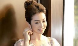 Hoa hậu Jennifer Phạm lộng lẫy như công chúa khi làm MC