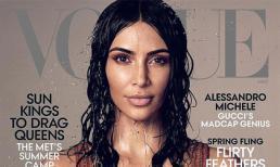 Vogue bị ví như rác rưởi vì đưa Kim Kardashian lên trang bìa?