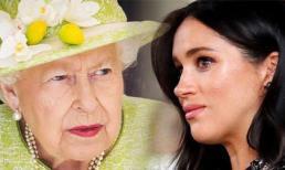 Hé lộ lý do gây sốc khiến Nữ hoàng Anh 'nhân nhượng', ưu ái cho Meghan thoải mái làm loạn, nhưng cháu dâu Kate thì không