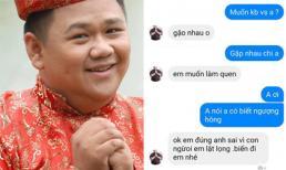 Minh Béo tiếp tục bị 3 dân mạng tố nhắn tin làm quen