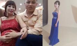 Cô dâu 62 tuổi tích cực khoe bụng bầu, dân mạng tung bằng chứng nghi mang thai giả