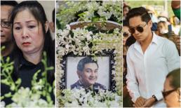 Ngày cuối cùng, sao Việt đồng loạt nói lời tạm biệt cố nghệ sĩ Anh Vũ
