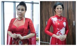 Danh hài Việt Hương tự nhận không đẹp nhưng có cái miệng hữu ích, Hoa hậu Ngọc Hân đẹp xuất thần với tông đỏ rực rỡ