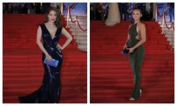 Trương Ngọc Ánh hở bạo, Mai Ngô phát tưởng trên thảm đỏ lễ trao giải Cánh diều vàng 2019