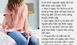 Cô gái trẻ bị chửi 'sấp mặt' vì lên mạng hỏi cái thai trong bụng không biết của người yêu cũ hay người yêu hiện tại