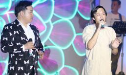Hoài Linh bất ngờ khoe giọng song ca 'Con đường xưa em đi' cùng Quang Lê