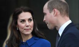 Hậu quả nặng nề mà vợ chồng Công nương Kate hứng chịu sau khi Hoàng tử William dính tin đồn ngoại tình