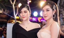 Huỳnh Tiên nắm tay thân thiết đi mua đồ hiệu cùng Huyền My