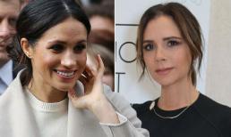 Cạch mặt chị dâu Kate, Công nương Meghan kết thân và nhận lời khuyên về chuyện sinh nở, nuôi dạy con từ bà xã của David Beckham