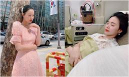 Midu mất túi hiệu yêu thích ở Hàn Quốc, bên trong có 120 triệu tiền Việt