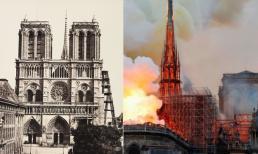 Nhà thờ Đức Bà Paris và những kiến trúc lịch sử từng bị phá hủy