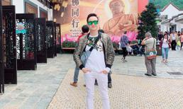 Nhật Tinh Anh khoe chuyến nghỉ dưỡng 'chuẩn 5 sao' ở Hong Kong