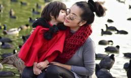 Danh hài Thúy Nga 'cứng họng' khi con gái Nguyệt Cát hỏi: 'Mẹ có chồng không mẹ'