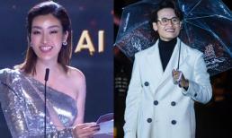 Không tin nổi, Hoa hậu Đỗ Mỹ Linh dõng dạc gọi Hà Anh Tuấn là nữ ca sĩ trên sóng trực tiếp