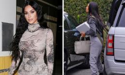 Sang chảnh như cô sinh viên Kim Kardashian, đi thi cũng phải mang theo túi xách hàng tỷ đồng