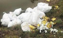 Vụ bắt giữ gần 1 tấn ma túy đá ở Nghệ An: Từ 'đống rác' ven đường đến nhà kho toàn loa thùng
