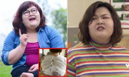 Từng hút mỡ toàn thân, nhưng giờ Ngô Thủy Tiên vẫn lộ thân hình mũm mĩm trong phim 'Về nhà đi con'