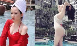 Ở ẩn lâu, vợ cũ Hồ Quang Hiếu ngày càng sexy 'hết nấc' khi quyết định trở lại showbiz