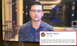 Công Lý nói Khải Anh như 'ngỗng...' khi lên sóng truyền hình, Hoàng Thùy Linh - Hồng Đăng vào hùa