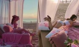 Hậu trường chụp ảnh nóng bỏng trên bãi biển của Ngọc Trinh