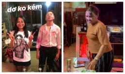 Phương Mỹ Chi tổ chức sinh nhật bất ngờ cho mẹ, nhưng lại có hành động cực 'lầy'