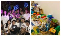 Bất ngờ tổ chức sinh nhật cho Trường Giang, fan tặng toàn nhu yếu phẩm tới vợ chồng trẻ
