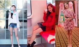 Học ngay 5 động tác massage để có được đôi chân siêu phẩm như Park Min Young