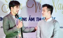 Diễn viên Đoàn Minh Tài khuyên Quán Quân đầu bếp đỉnh Võ Hoàng Nhân nên cân nhắc khi làm diễn viên