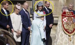 Lạ đời: Hoàng tử Harry chỉ làm điều này với chị dâu Kate trong lễ mừng Phục sinh còn với anh trai thì không