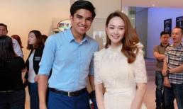 Đứng cạnh Bộ trưởng 26 tuổi của Malaysia, Minh Hằng được khen hết lời vì quá trẻ đẹp
