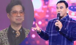 MC Quyền Linh nghẹn ngào nhớ về những kỷ niệm thời nghèo khó cùng ca sĩ Ngọc Sơn