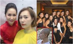 Trước lễ tang người mẫu Như Hương, sao Việt rưng rưng nói lời vĩnh biệt
